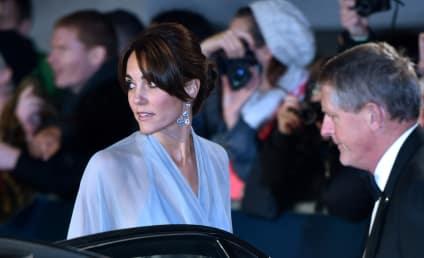 12 Photos Of Kate Middleton Looking Regal as He*k