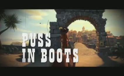 Puss in Boots Claws Way to Box Office Crown