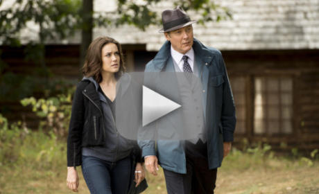 The Blacklist Season 2 Episode 4 Recap: What's Behind Door #1?