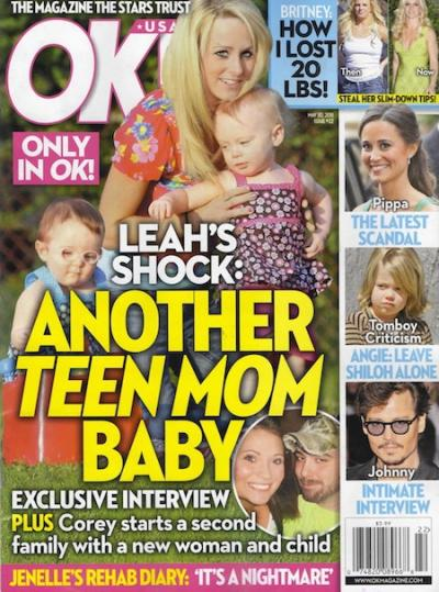 Another Teen Mom Baby?