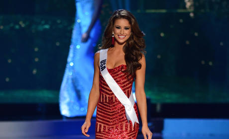 Miss USA Nia Sanchez