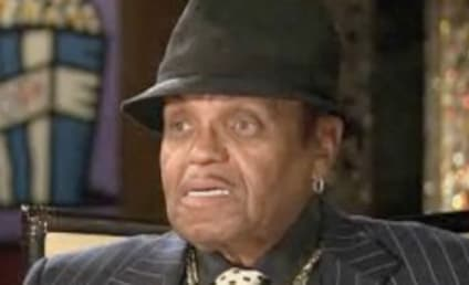 Joe Jackson Wants Justice ... Whatever That is