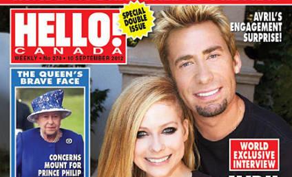 Avril Lavigne and Chad Kroeger: Hello, Canada!