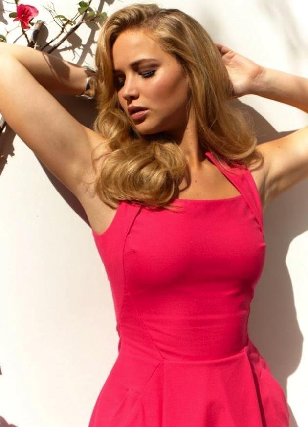 Jennifer Lawrence: WOW