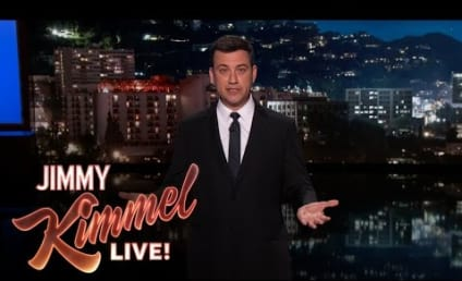 Cecil the Lion Murder Moves Jimmy Kimmel to Tears