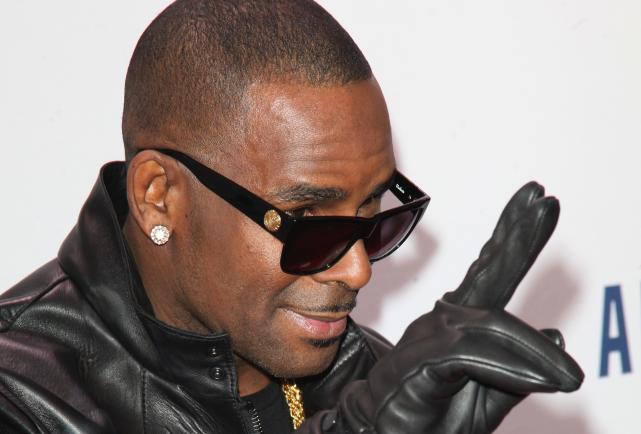 R kelly photograph