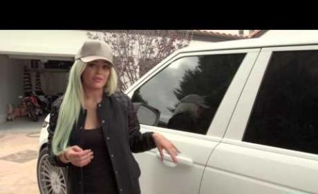 Kylie Jenner Shows Off Her FOUR Really Expensive Cars: Watch!