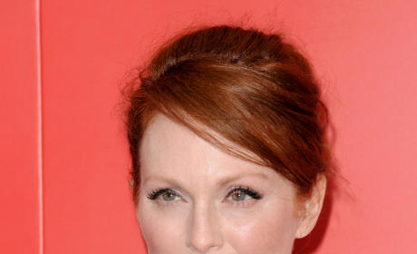 Julianne Moore Photograph