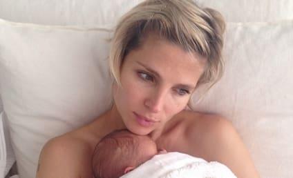 Elsa Pataky Baby Pic: No Makeup, All Cuteness!