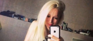 Valeria Lukyanova Without Makeup: Human Barbie Looking a Little Less Plastic!