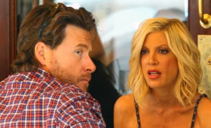 Tori Spelling and Dean McDermott to Renew Wedding Vows, World to Shrug