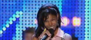 Diamond White Sparkles Again on The X Factor
