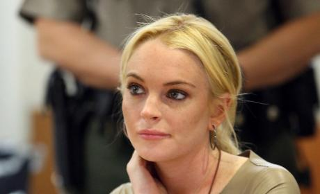 Lindsay Lohan Probation Report: What a Disaster!
