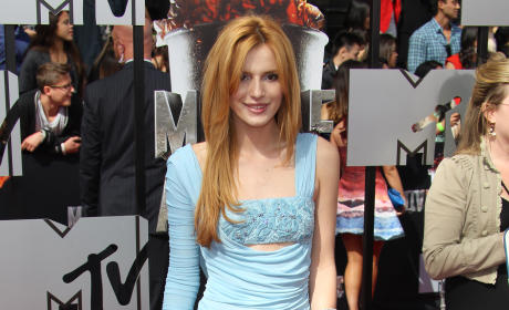 Bella Thorne at MTV Movie Awards