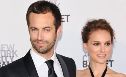 Natalie Portman and Benjamin Millepied: Married!