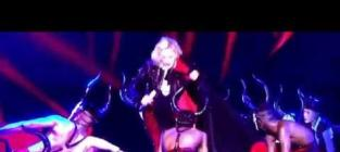 Madonna Falls Down Stairs During BRIT Awards Performance! Watch and Try Not to Laugh!