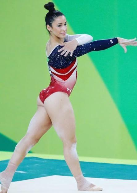 Aly Raisman Hottest Pics Of The Sexy Gymnast