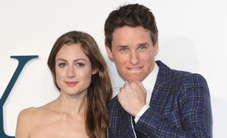 Eddie Redmayne and Hannah Bagshawe: Married!