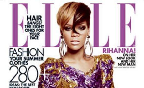 Rihanna Graces Elle Cover, Talks Style