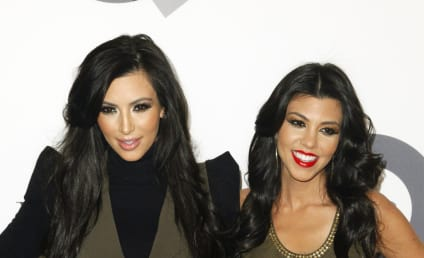 Kourtney Kardashian Tweets Like a Twit: My Baby Moves!