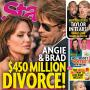 Brad and Angelina: Breaking Up Over Selna Gomez?
