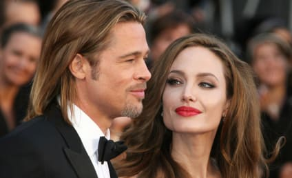 Brad Pitt on Marrying Angelina Jolie: The Time Has Come (But There's No Date)