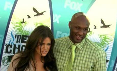 Khloe Kardashian and Lamar Odom: Will it last?
