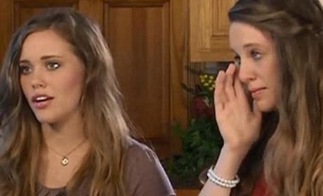 Jessa and Jill Duggar: Josh Made Mistakes, But He's Changed!