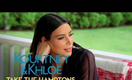 Kim Kardashian: I Want a Flat Ass!