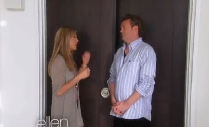 Jennifer Aniston Awkwardly Reunites with Matthew Perry, Courteney Cox