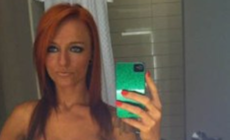 Maci Bookout to Weight Critics: Eat It, Fatties!