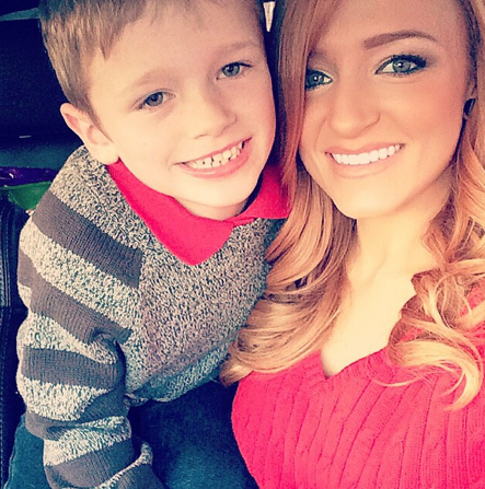 Photo of Maci Bookout & her Son  Bentley Cadence Edwards