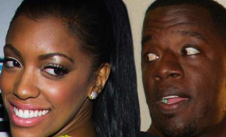 Kordell Stewart on Porsha Williams
