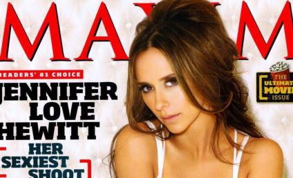 Jennifer Love Hewitt Achieves MAXIMum Hotness