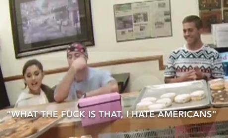 Ariana Grande: I Hate America! And Donuts!