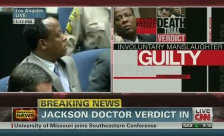 Conrad Murray Juror on Guilty Verdict: D'uh!