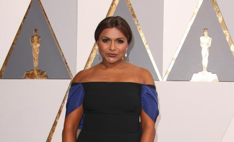 Mindy Kaling: 2016 Academy Awards