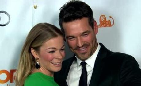"LeAnn Rimes Wants Baby ""Badly"""