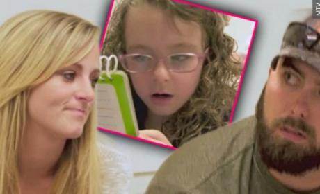 Leah Messer Receives Devastating Medical News About Daughter
