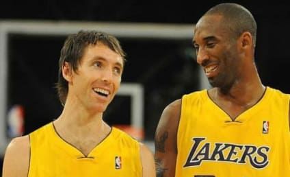 Steve Nash Traded to the Los Angeles Lakers in NBA Blockbuster
