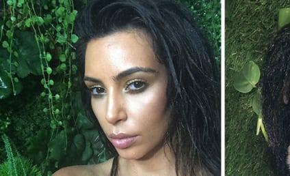 Kim Kardashian vs. Doug the Pug: Who Poses Better?