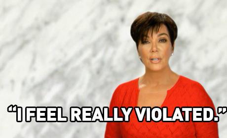 Violated Kris Jenner