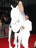 Lady Gaga at American Music Awards