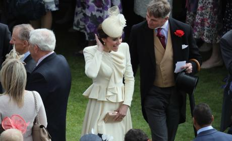 Kate MIddleton: Buckingham Palace Summer Garden Party 2016