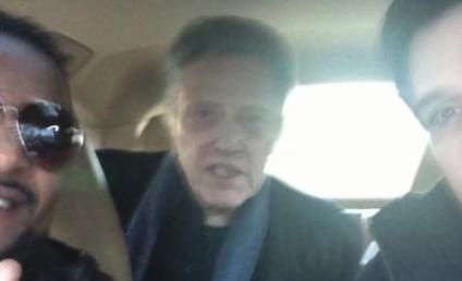 Christopher Walken Hitchhikes in New York City, Takes Selfie With Fans