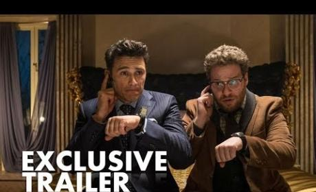 The Interview Teaser Trailer