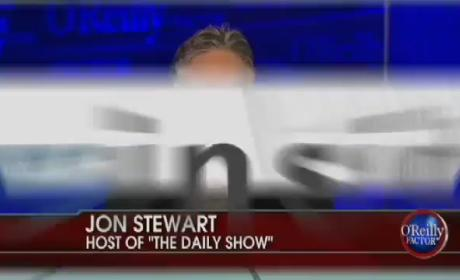 Jon Stewart, Bill O'Reilly Clash Over Common