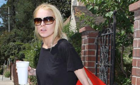 Lindsay Lohan: One Day, Three Awful Fashion Moves