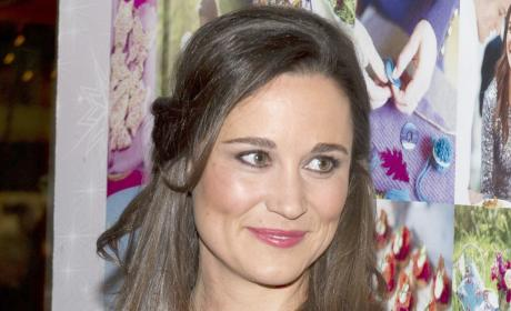 Pippa Middleton: Single, Unemployed and Depressed?
