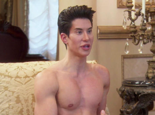 Justin Jedlica, the Ken Doll